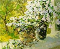 les bouquets d'été by olga artym
