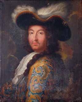 portrait de louis xiv by rené antoine houasse