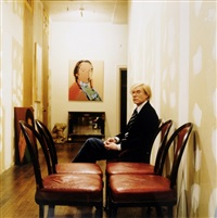 andy warhol by aurelio amendola