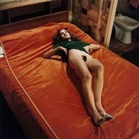 21 avril, paris (serie chambre close), novembre by bettina rheims