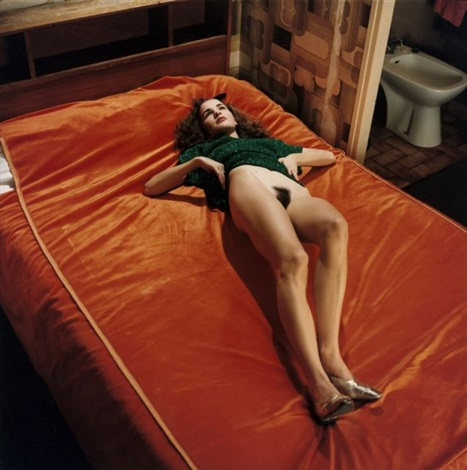 21 avril paris serie chambre close novembre by bettina rheims