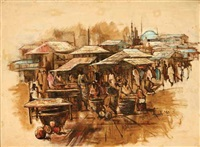 market i by a. akande