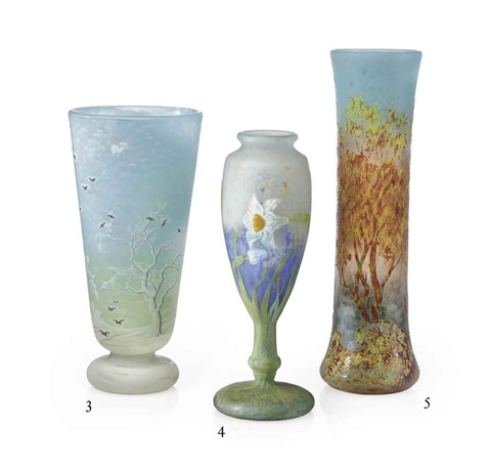 vase by daum