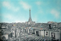 this morning after - paris by nick walker