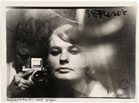 self portrait with inge by gerard fieret