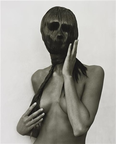 mask hollywood by herb ritts