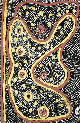 old mans corroboree story by tjupurrula johnny warangkula
