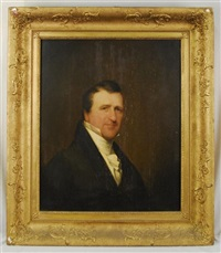 portrait of james savage by chester harding
