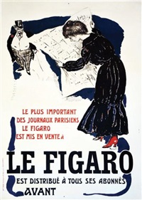 le figaro by pierre bonnard