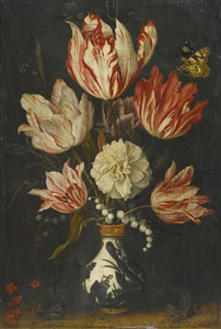 artwork by balthasar van der ast