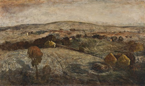 hills of bathurst by lloyd frederic rees