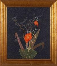 ikebana by rudolf-werner ackermann