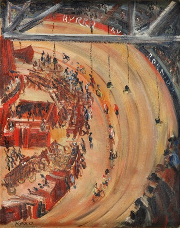 velodrome a paris by irena hassenberg