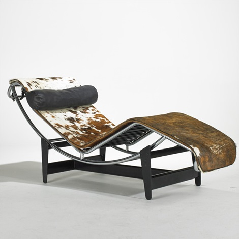 adjustable chaise by le corbusier
