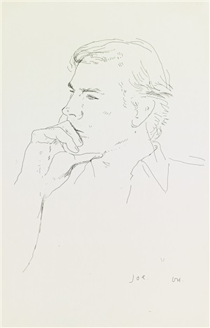 joe by david hockney