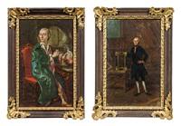 porträtgalerie des steiermärkischen adels (58 porträtdarstellungen) by gennaro basile