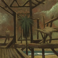 by the sea by rick amor