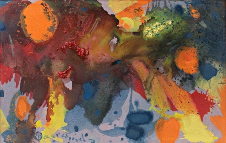 composition by rudolf rudi baerwind
