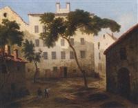 maison de naissance de napoléon by n. de fontenay