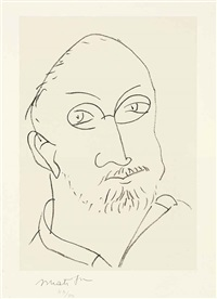 grand masque by henri matisse