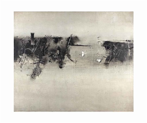 untitled by vasudeo s gaitonde