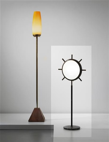standard lamp by stilnovo