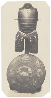 aufnahmen von rüstungen der k. k. ambraser sammlung, vintages, salz (album w/10 works) by andreas groll