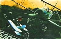 airplanes by tibor csernus