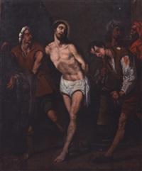 le christ aux liens by belisario corenzio