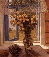 bouquet de renoncules by anatoli ilych vasil'ev