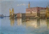 motiv aus venedig by l. fabretto
