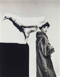 hommage á hitchcock by guy bourdin