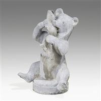 untitled (bear) by wheeler williams
