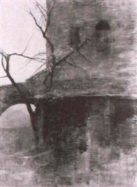 ruine by ludwig roesch
