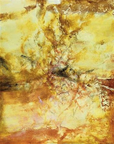artwork 251198 by zao wou ki