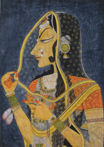 radha kishangarh by anonymous indian 19