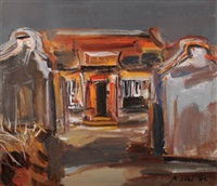 peng hu old house by a-sun wu