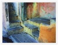 santiago de cuba (from travel + color series) by hans christian adam
