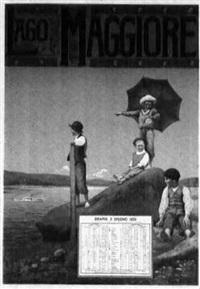 lago maggiore by posters: tourism