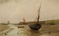 waiting for the tide by ioannis (jean h.) altamura
