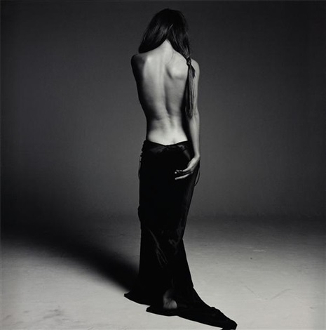 helena christensen v by michel comte