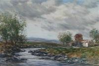 loch etive by john hamilton glass