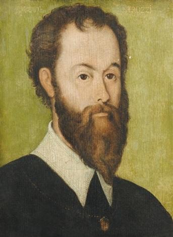 portrait de monsieur de strozzi by corneille de lyon