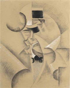 artwork by gino severini