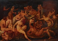 scène de divertissement by bernaert de ryckere