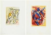 soggetti vari (2 works) by primo conti
