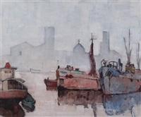 viejos barcos by claudio gorrochategui