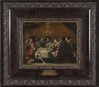 banquet by anthonie palamedesz