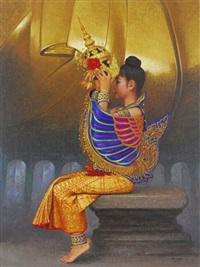 serenity 宁静 by rearngsak boonyavanishkul