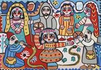 les charmeurs de serpents by fatna gbouri
